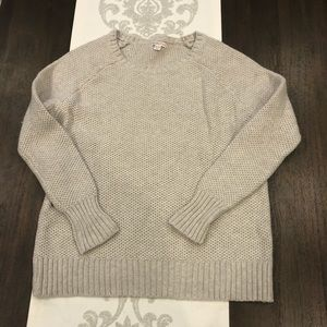 Merona XXL sweater cream white tone